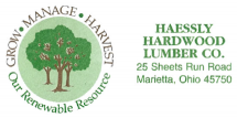 Haessley Hardwood Lumber