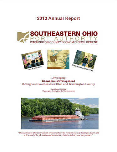 Recent Projects – Southeastern Ohio Port Authority
