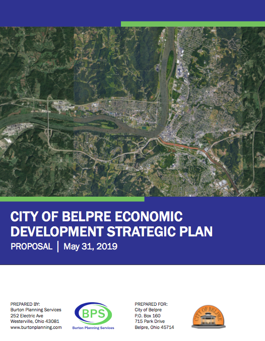 Why we would support Economic Development Planning in Belpre?